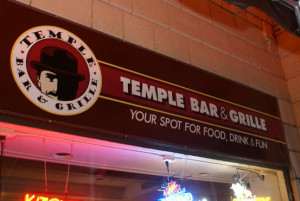 Temple Bar and Grille